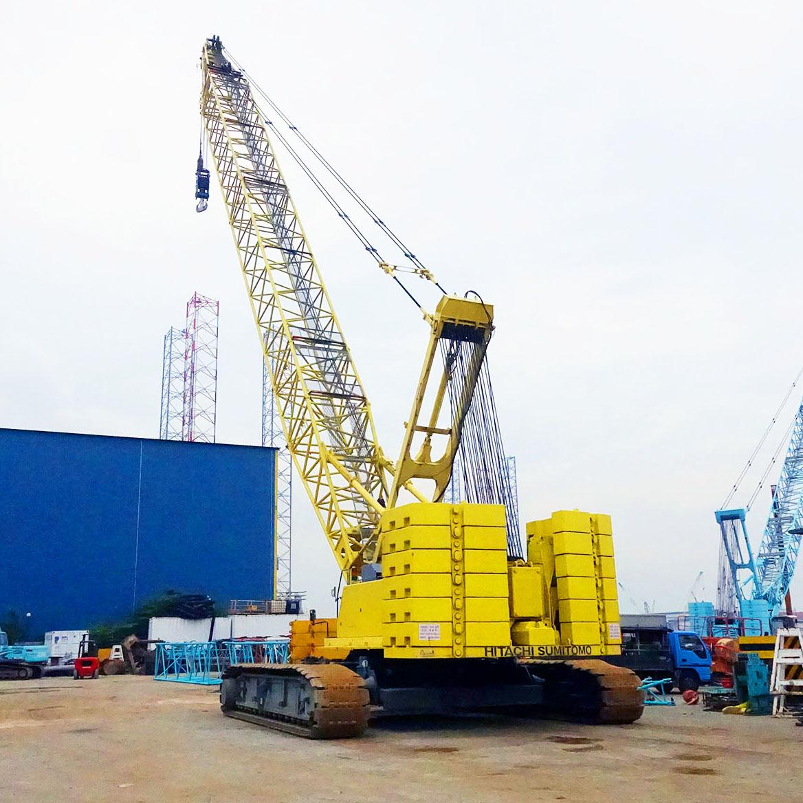 Crane Rental Services Singapore | Catermas Engineering Pte Ltd